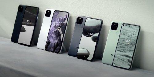The best Google Pixel phone deals happening now include $50 off the Google Pixel 5