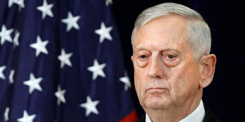 Former Defense Secretary James Mattis told the Elizabeth Holmes jury that 'there came a point when I didn't know what to believe'