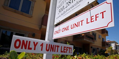 3 reasons why the housing shortage will last for years, Goldman Sachs says