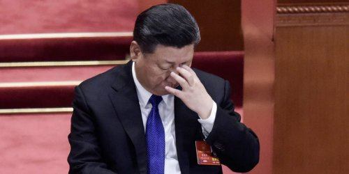 This was one of the worst weeks for China on the world stage in a while