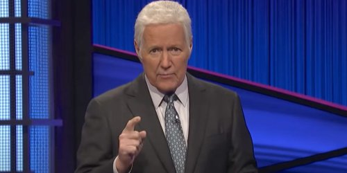 Alex Trebek pre-recorded a heartfelt Thanksgiving Day message for fans where he asked them to 'keep the faith'