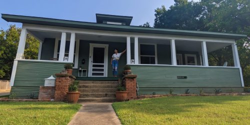 Giving up my dream of living in Dallas helped me find a perfect home for under my budget, and I couldn't be happier