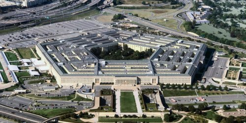 A slice of the Pentagon's internet space that was taken over by a Florida company minutes before Trump left office has been returned, but the mystery remains