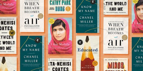 31 page-turning memoirs to read in your lifetime, from searing essay collections to celebrity bestsellers