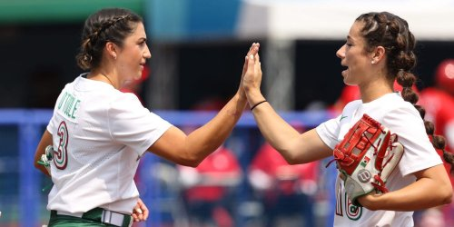 Mexico's softball players threw their Olympic uniforms in the trash, got called out, then said they didn't have space in their luggage