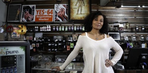 The cofounder of Colorado's first Black-owned cannabis dispensary on how Tiffany & Co. and Whole Foods acted as inspiration for her brand, and why she's banking on a new franchise model