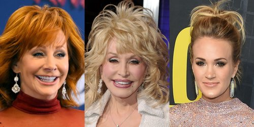15 of the most iconic female country stars of all time, from Dolly Parton to Kacey Musgraves