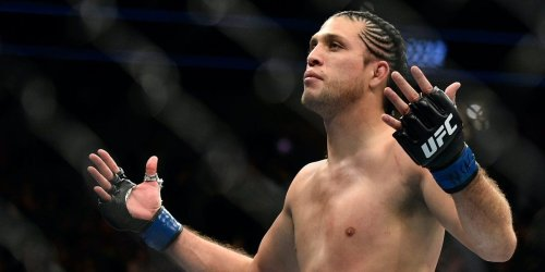 UFC featherweight title challenger Brian Ortega: This is the happiest I've ever been