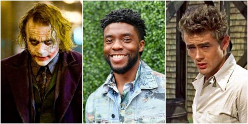 Chadwick Boseman is the 7th actor to receive a posthumous Oscar nomination. Here's who else has received the honor.