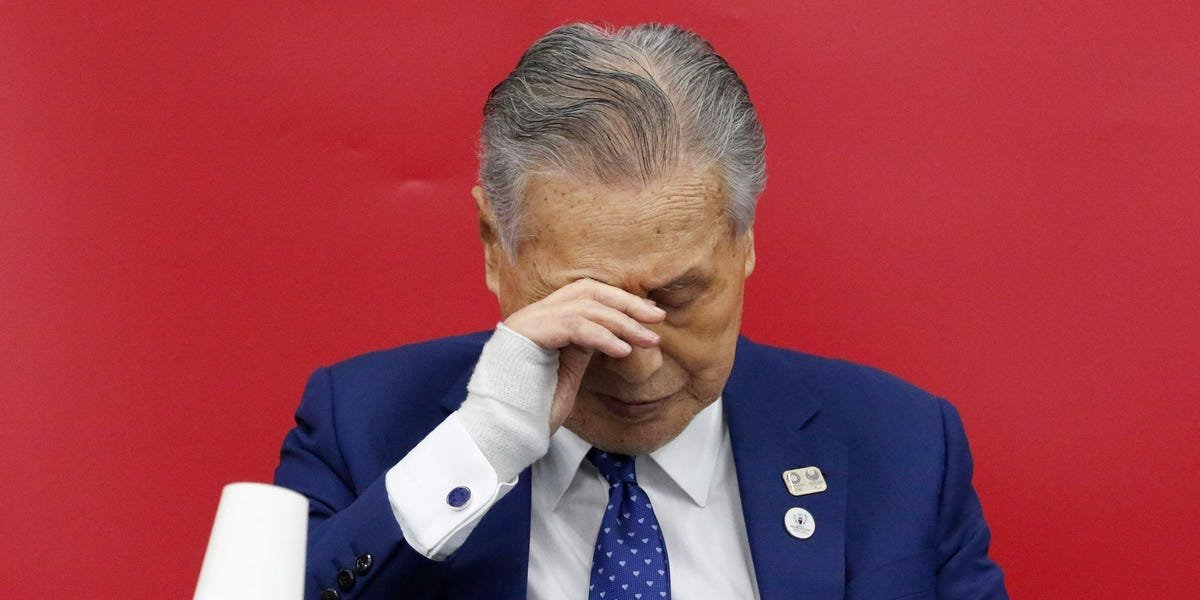 All the calamities that have befallen the Tokyo Olympics so far, including a plague of oysters, a bullying scandal, and a runaway weightlifter