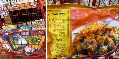 I rely on Trader Joe's preprepared ingredients and dishes to feed my family. Here are 12 things I always buy.