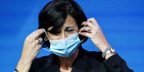 CDC says fully vaccinated people can drop masks pretty much everywhere, with a few exceptions