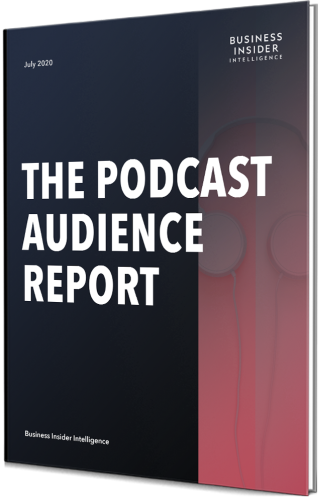 The Podcast Audience Report | Insider Intelligence