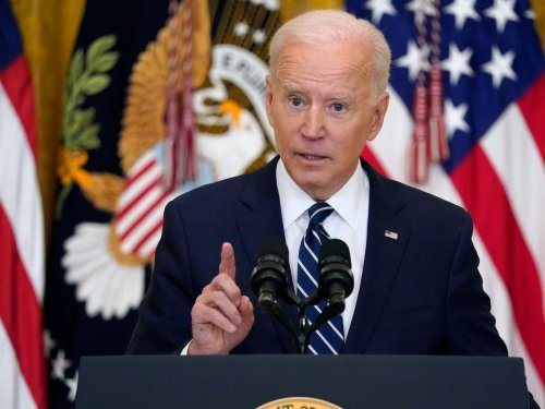 Biden calls efforts by state legislatures to restrict voting 'sick', 'un-American', and 'despicable'