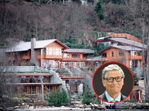 Bill Gates added a $43 million beachfront home to his sprawling real estate portfolio last year. Here's a closer look at his empire, which also includes a $130 million Washington mansion and horse ranches in Florida.
