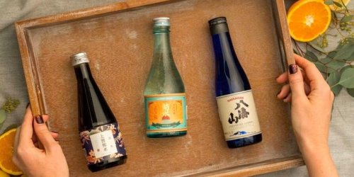 I tried Tippsy, an online marketplace that makes it easy to order and learn about sake