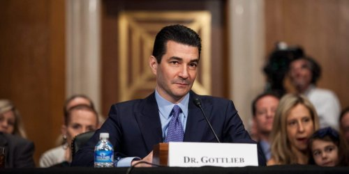 Former FDA commissioner said the 6-feet social distancing rule is 'arbitrary' and 'nobody knows where it came from'