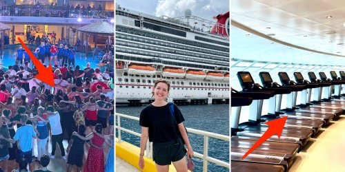 14 things that surprised me on the first Carnival cruise to set sail in over a year