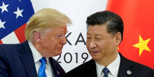 The US and China could be headed for a 'new cold war' lasting a generation that forces countries to pick sides, one analyst says