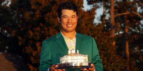 Masters winner Hideki Matsuyama is so revered in Japan that he hid being married with a child from the media