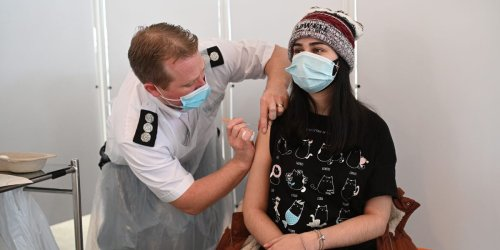 Young adults living with hidden illnesses told Insider how they were shamed for receiving COVID-19 vaccines