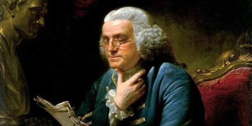Benjamin Franklin built his character around 13 virtues — and following his weekly plan could change your life