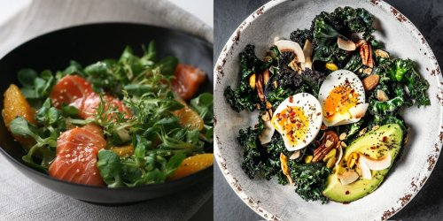 Michelin-starred chefs share 7 easy salads you can throw together for lunch