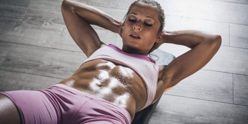 How to get sculpted abs using just bodyweight, no heavy weights necessary