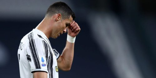 Juventus is facing the nightmare double prospect of losing Cristiano Ronaldo and being banned from Italy's top league