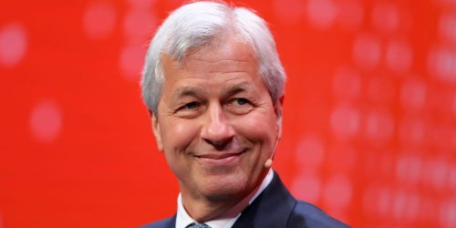 JPMorgan CEO says that working remotely 'does not work' for young people and those who want to 'hustle'