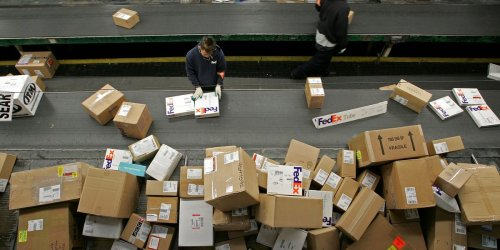 The US is running out of cardboard and packaging materials as the supply chain crisis drags on, making it harder for retailers to ship online orders