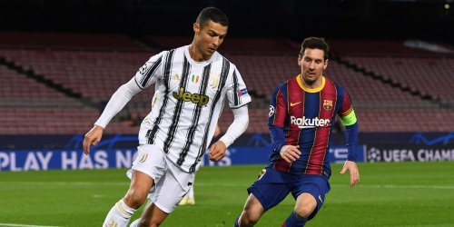 Cristiano Ronaldo and Lionel Messi are silent on the European Super League, but have taken time to post an underwear pic and a shoe advert on Instagram