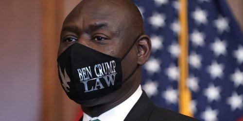Civil-rights attorney Ben Crump and Black women's organization file lawsuit against Johnson & Johnson over talc baby powder product