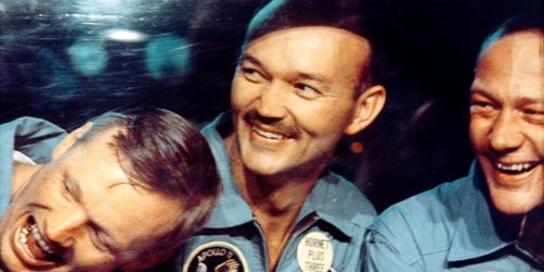 Astronaut Michael Collins, who circled the moon during the Apollo 11 landing, has died at age 90