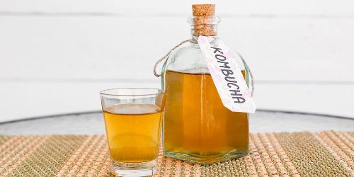 The popular drink kombucha is a healthy alternative to sodas and juice — here's why you should give it a try