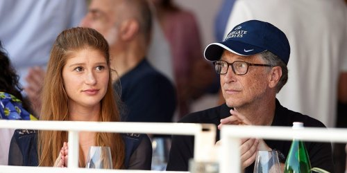 Bill Gates spotted for the first time since his split from Melinda in an Instagram picture with his daughter Jennifer