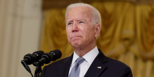 The White House had to row back Biden's comments after he suggested the US would defend Taiwan from an attack by China