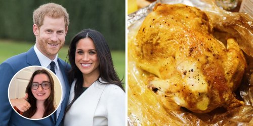 I made Meghan Markle's 'engagement chicken' for a dinner party and it was so good I almost got a few proposals