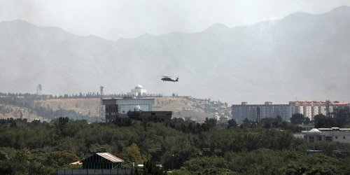 The CIA reportedly warned the US military of children in the area seconds before the US Kabul airstrike