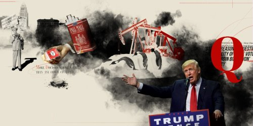 The roots of denialism: How the birth of smog in 1943 led to Trump and QAnon