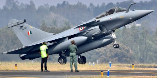 India is updating its air force for a modern war, and China isn't its only concern