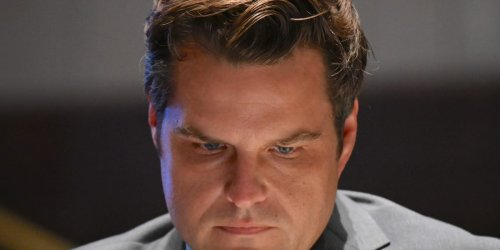 10 Things in Politics: Gaetz's law-school classmates want him to resign