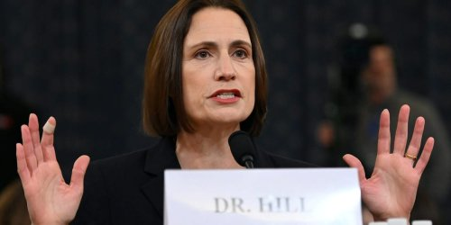 Fiona Hill says Russia's hackers 'already declared war' on the US and want to prove they're a 'major cyber force'