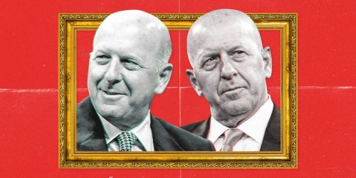 Goldman Sachs is going through a massive transformation under CEO David Solomon