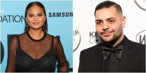 Fashion designer Michael Costello says bullying by Chrissy Teigen pushed him to 'thoughts of suicide'