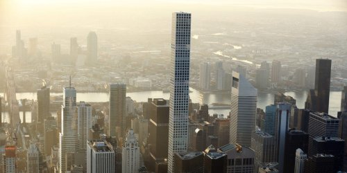 New York City's 'Billionaires' Row' residents say their 96-floor building sways, floods, and traps families in elevators, according to new lawsuit