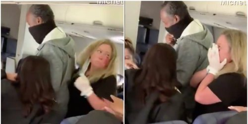 Video shows the moment a Southwest Airlines passenger punched a flight attendant in the face, knocking 2 of her teeth out