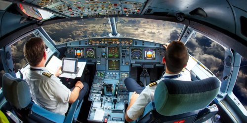 The FAA wants the airline industry to fight decades of sexism on airplanes by removing words like 'Cockpit,' 'Airman,' and 'Unmanned'