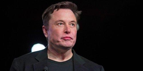 Elon Musk's net worth plummets by $25 billion after a tumultuous week