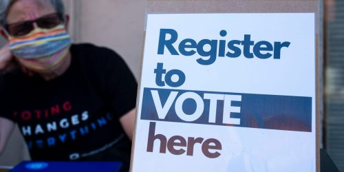 Transgender voters go through hurdles to change information on official IDs. It also means they have a tougher time registering to vote.